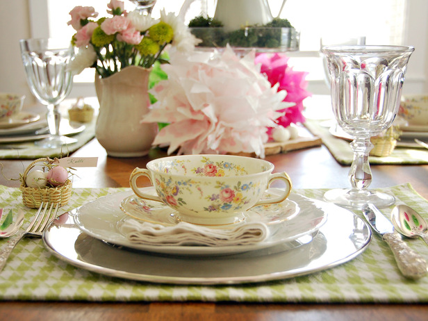 Ask T Stevens Spring Table Settings To Try In Your Home